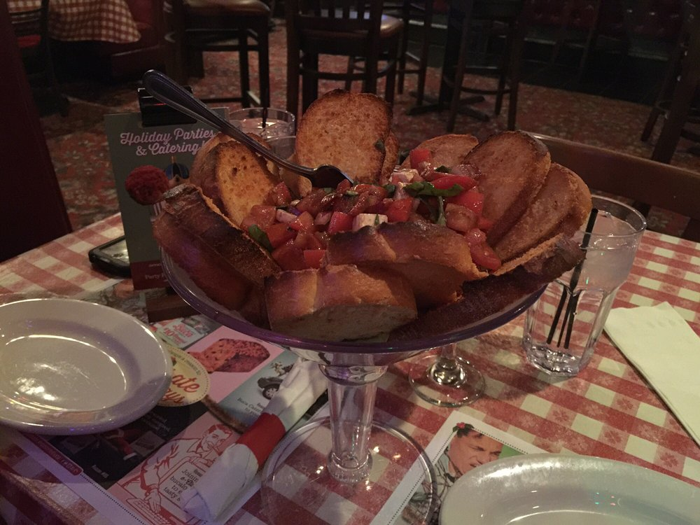Buca Di Beppo Italian Restaurant St Paul Mn