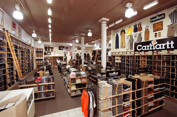 Flatiron Shoe Stores