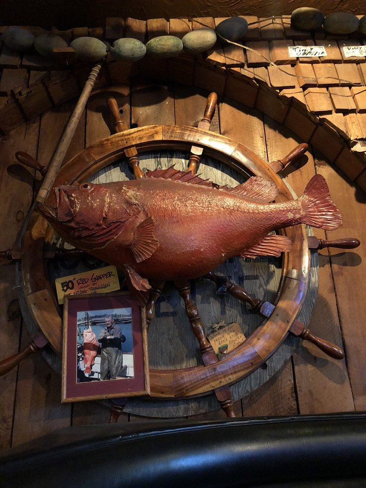 Harbor Bar: 242 S Cedar St, Petersburg, AK