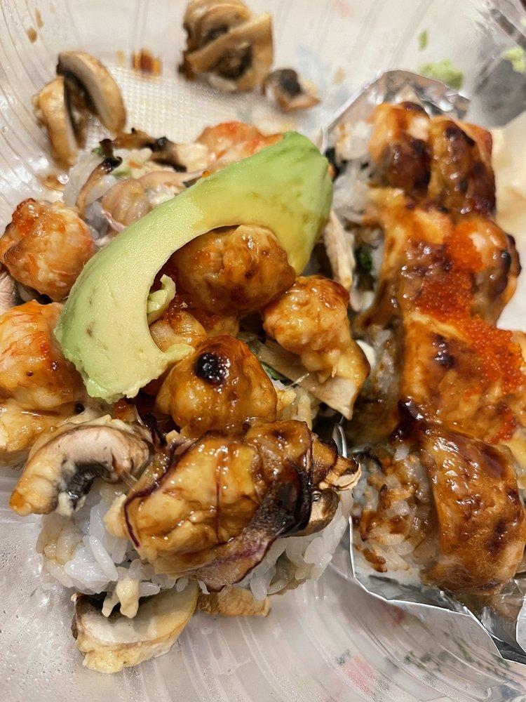 C U Sushi Rolls & Bowls: 240 Church St, Salinas, CA