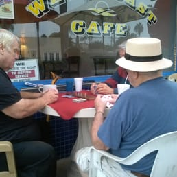 Photo Of West Coast Cafe Imperial Beach Ca United States Locals Playing