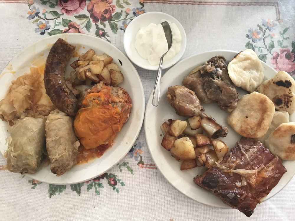 Ukrainian Restaurant: 1148 Marion Avenue, Windsor, ON