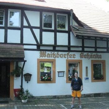 Waizdorfer Schänke - Bed & Breakfast - Zum Dorfgrund 1, Hohnstein ...