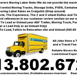 Photo Of Reliable Movers Moving Labor   Tampa, FL, United States. Reliable  Movers
