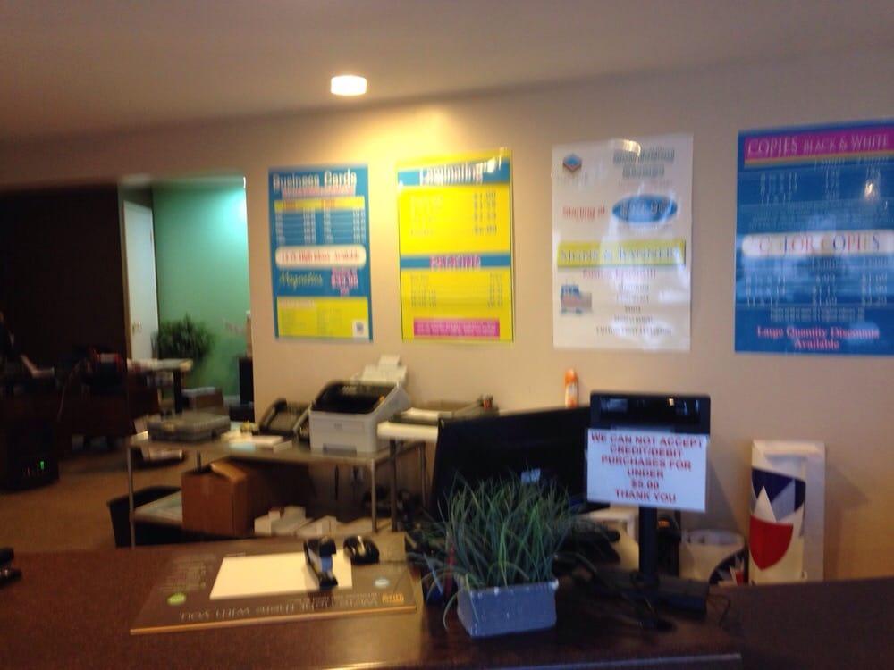 Sure Printing & Signs: 513 W Pine St, Deming, NM
