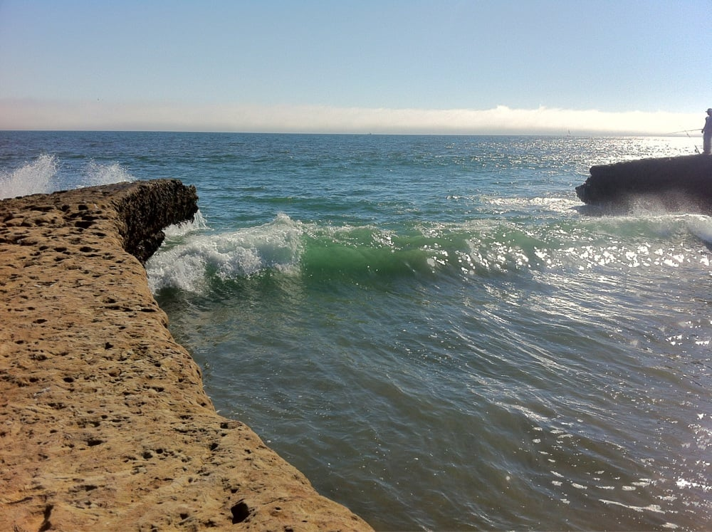 Photo Of Sunny Cove Beach Santa Cruz Ca United States