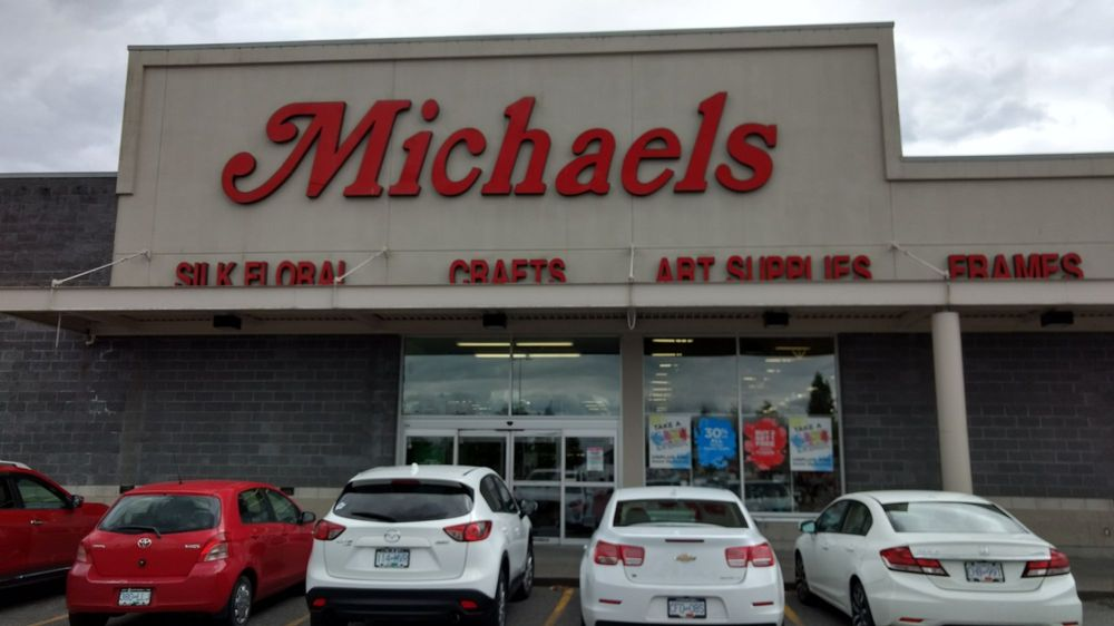 Michaels arts crafts 32700 s fraser way abbotsford for Michaels crafts phone number