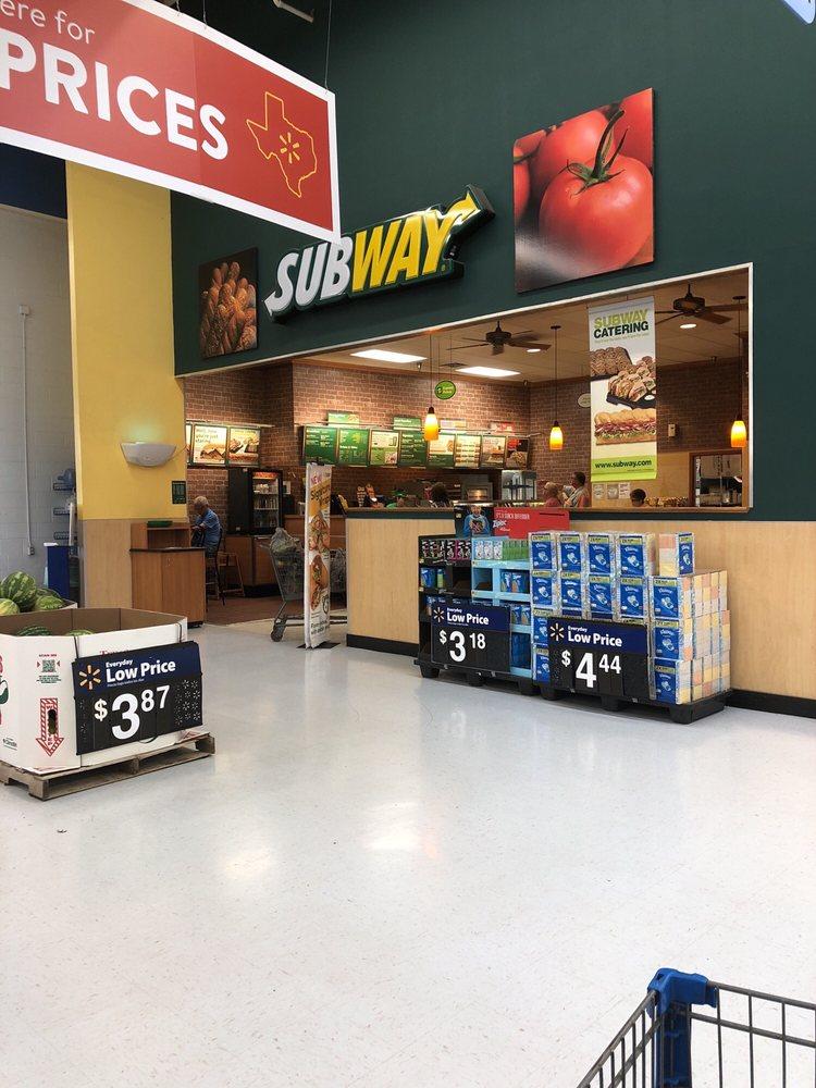 Walmart Supercenter: 2311 S Jefferson Ave, Mount Pleasant, TX
