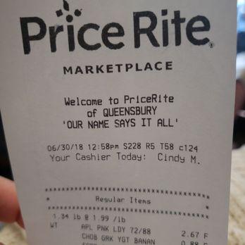 price rite queensbury