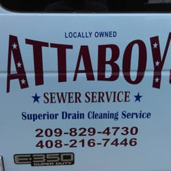 Photo Of Attaboy Sewer Service Los Banos Ca United States