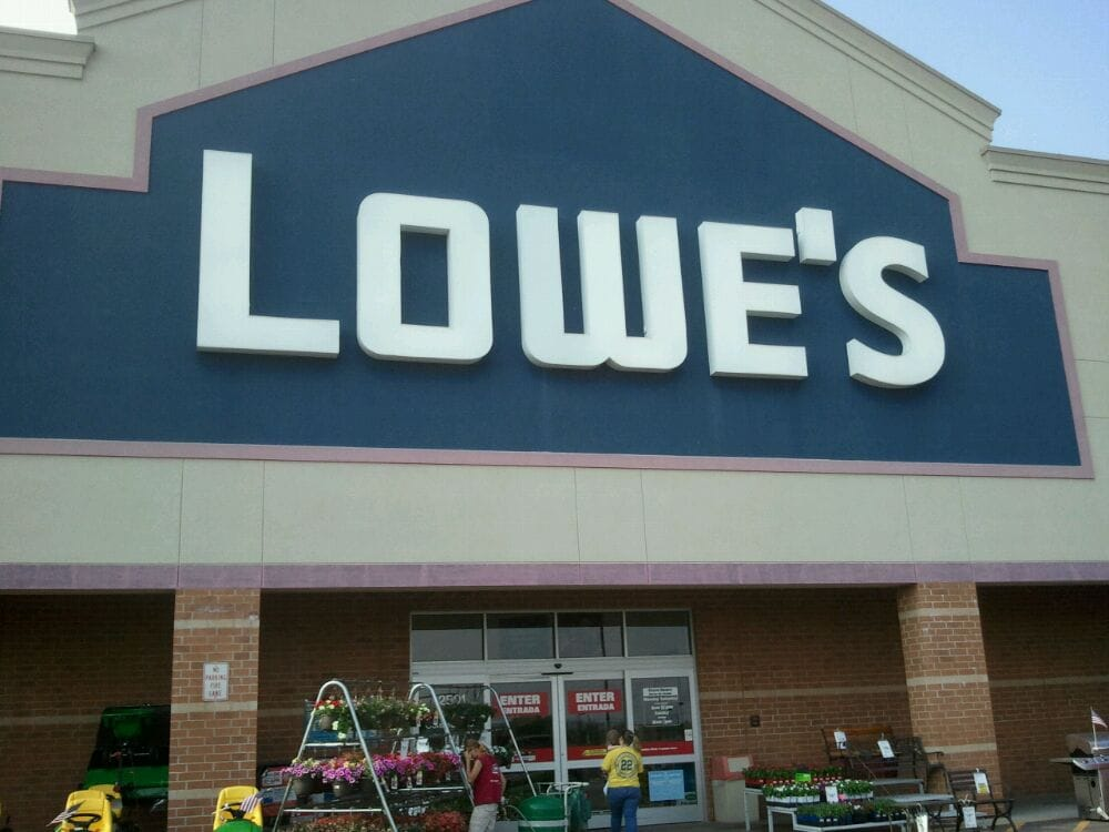 lowes near me home improvement