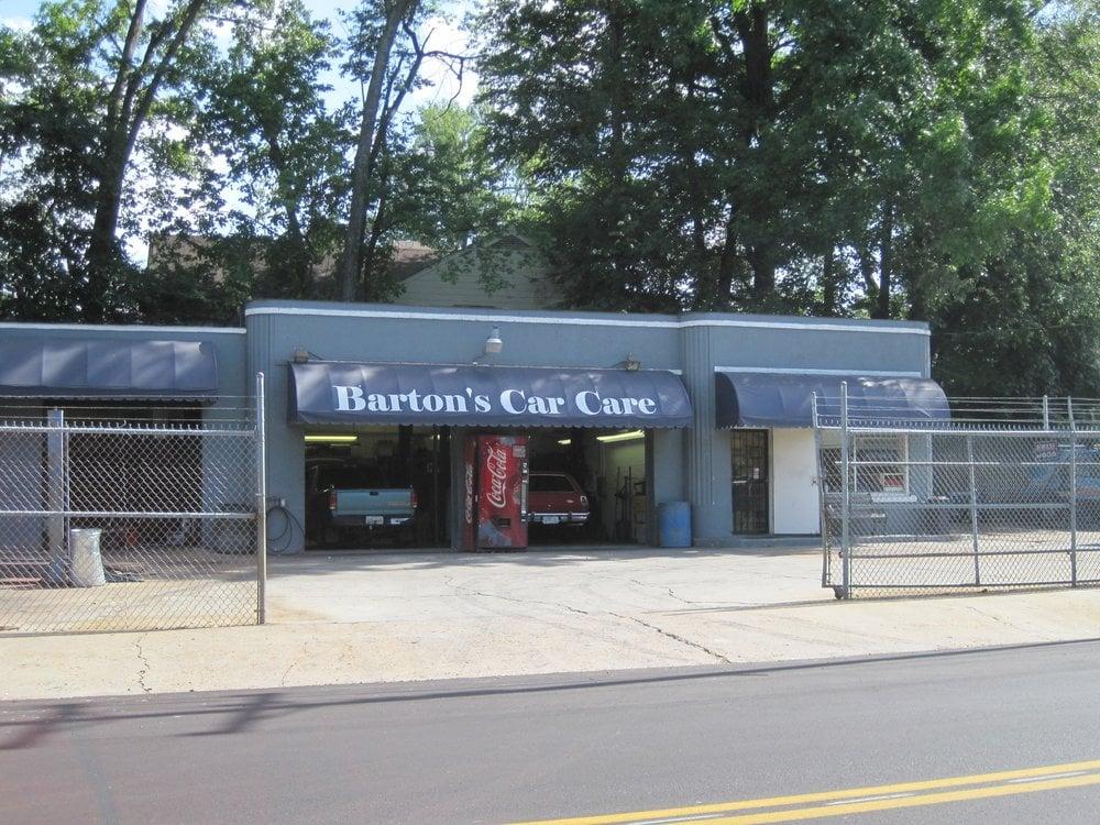 Barton S Car Care Memphis Tn