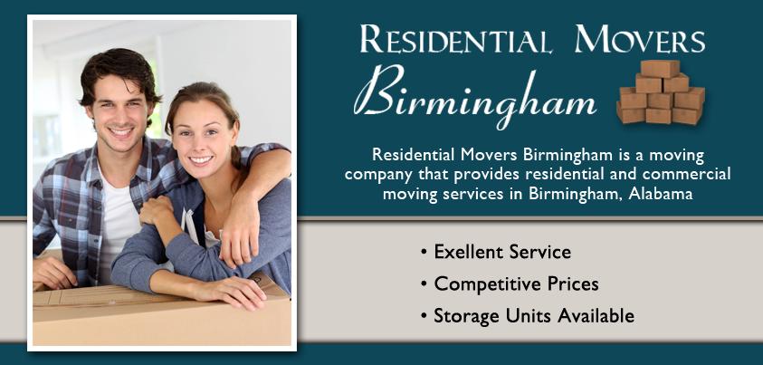 Residential Movers Birmingham: 5025 Hwy 280, Birmingham, AL