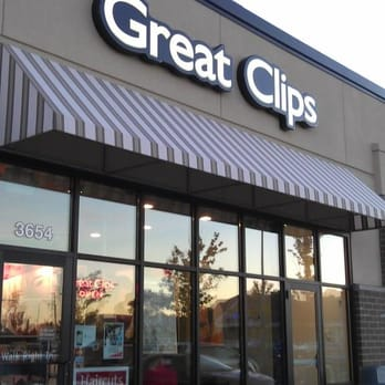 Great clips hair salons 3654 s 27th st southpoint for 27th street salon