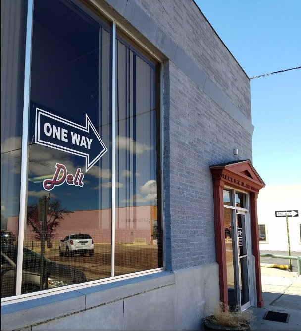 One Way Deli: 12 West 3rd, Liberal, KS