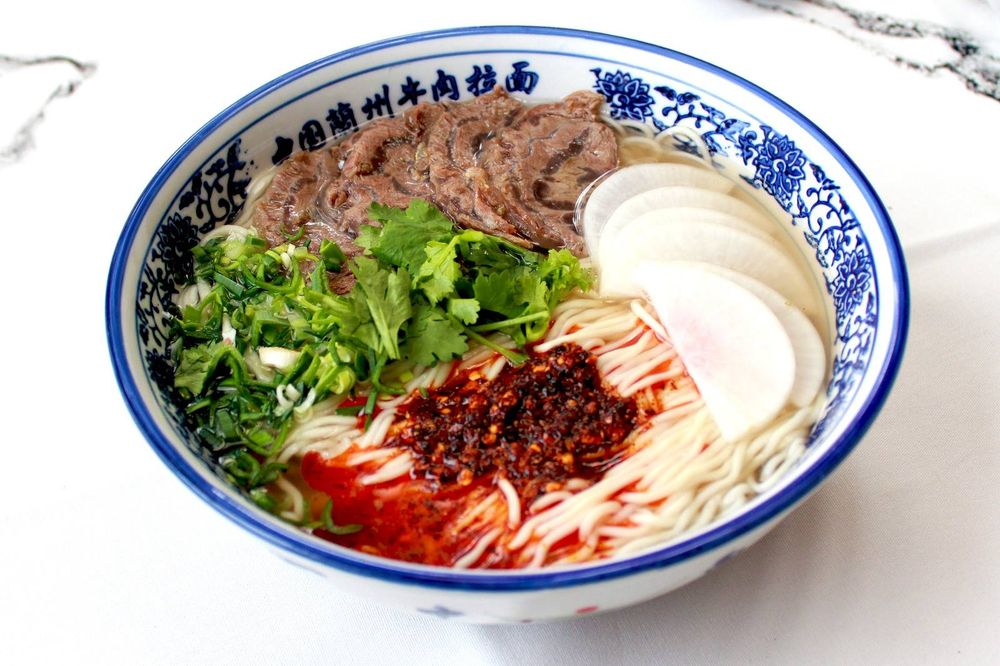 Tongue Tip Lanzhou Beef Noodles