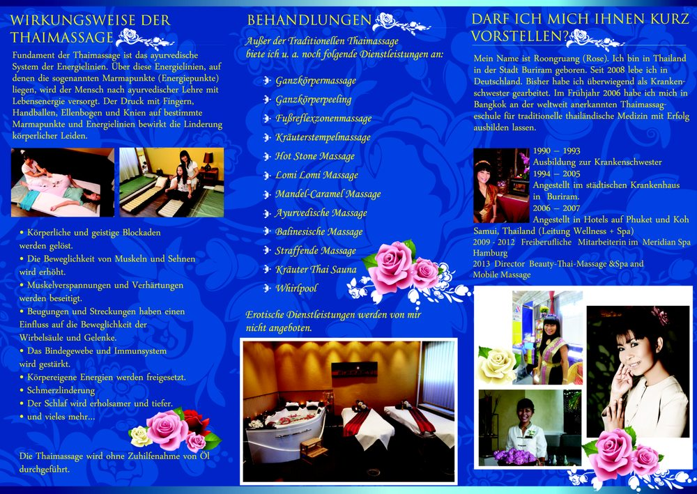 Erotische thai massage hamburg