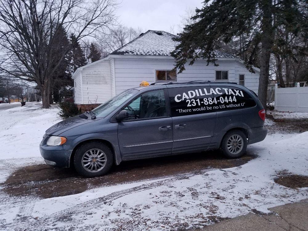 Cadillac Taxi: 421 Selma St, Cadillac, MI