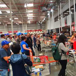 1af96cc27653c5 Photo of Costco Auburn - Lidcombe New South Wales, Australia. Saturday  mornings are busy