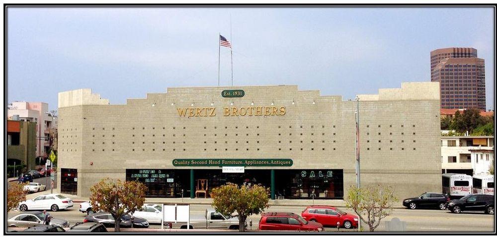 Wertz Brothers Furniture 183 Photos 53 Reviews Furniture Stores 11879 Santa Monica Blvd