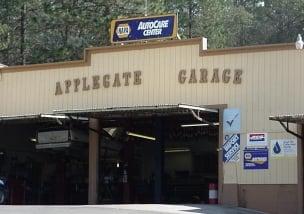 Applegate Garage: 17914 Applegate Rd, Applegate, CA