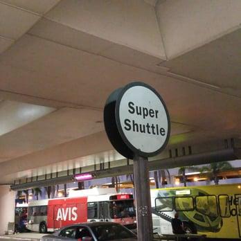 supershuttle los angeles