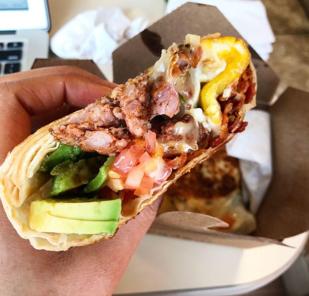 Cados Egg Truck: Castle Rock, CO