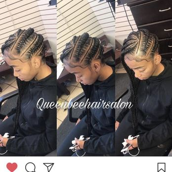 Photo Of Queen Bee African Hair Braiding American Hairstyle Philadelphia Pa United