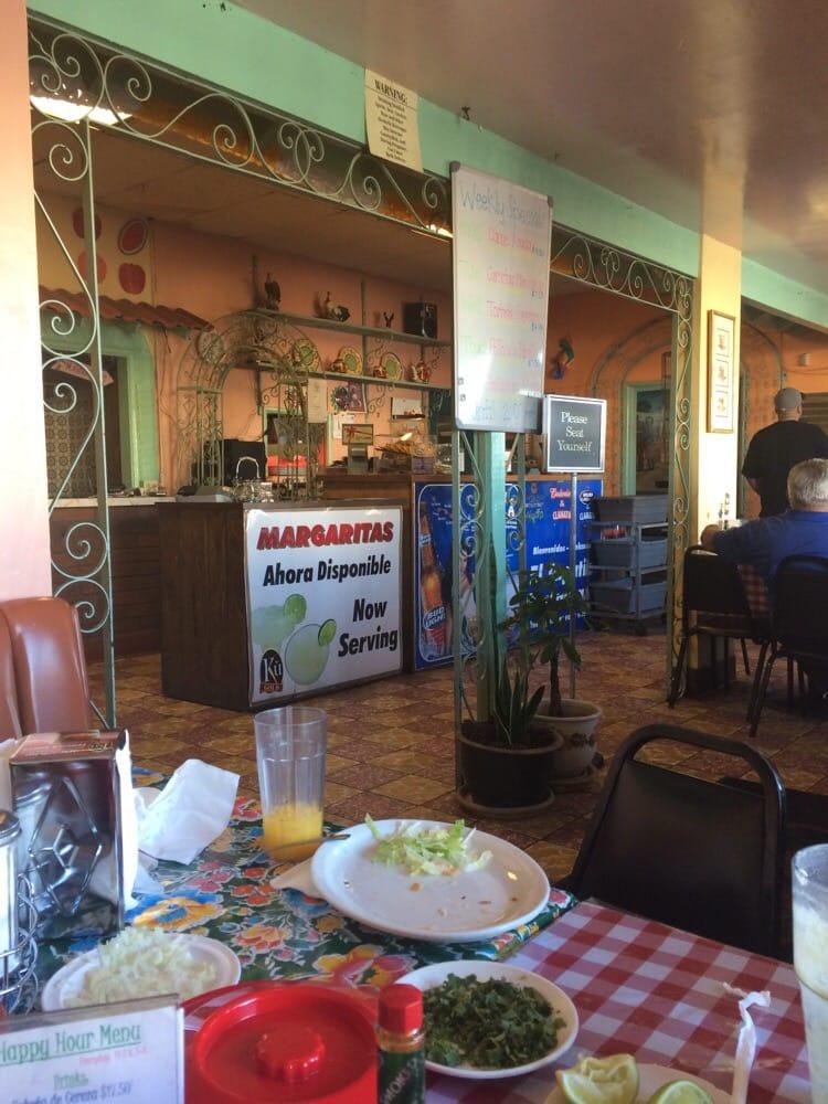Mexican Restaurant Near Me Warner