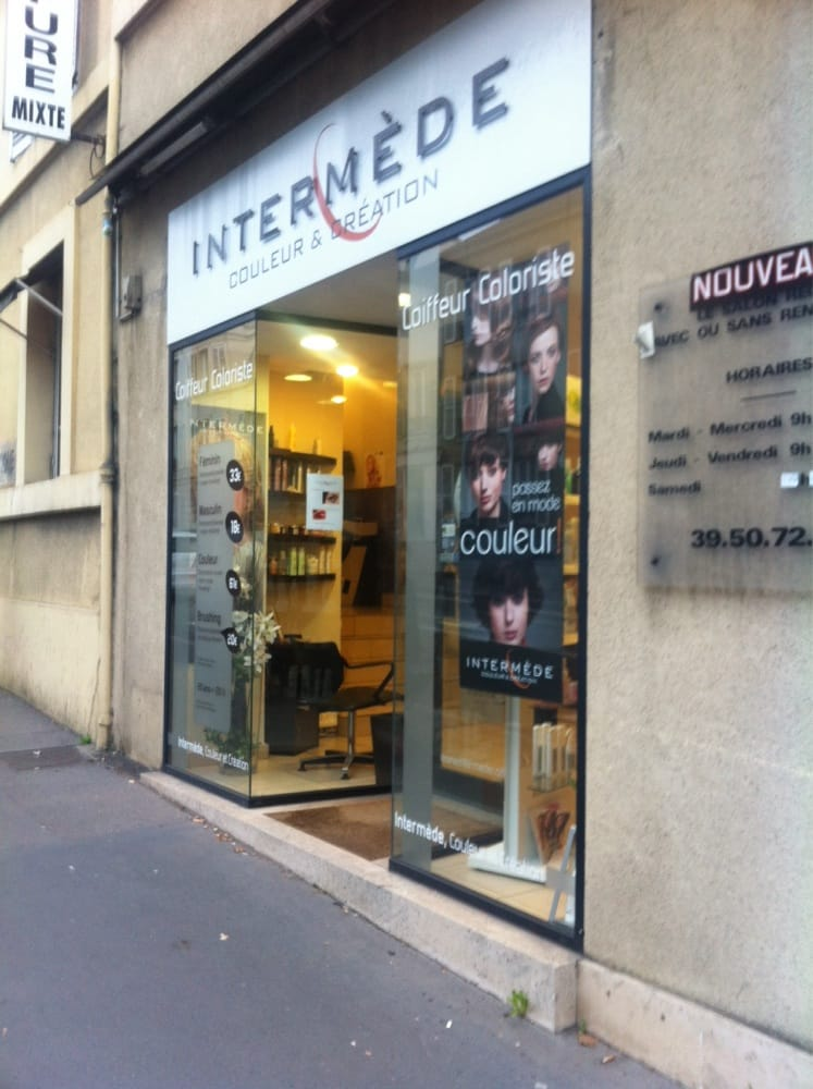 Intermede coiffure toulouse