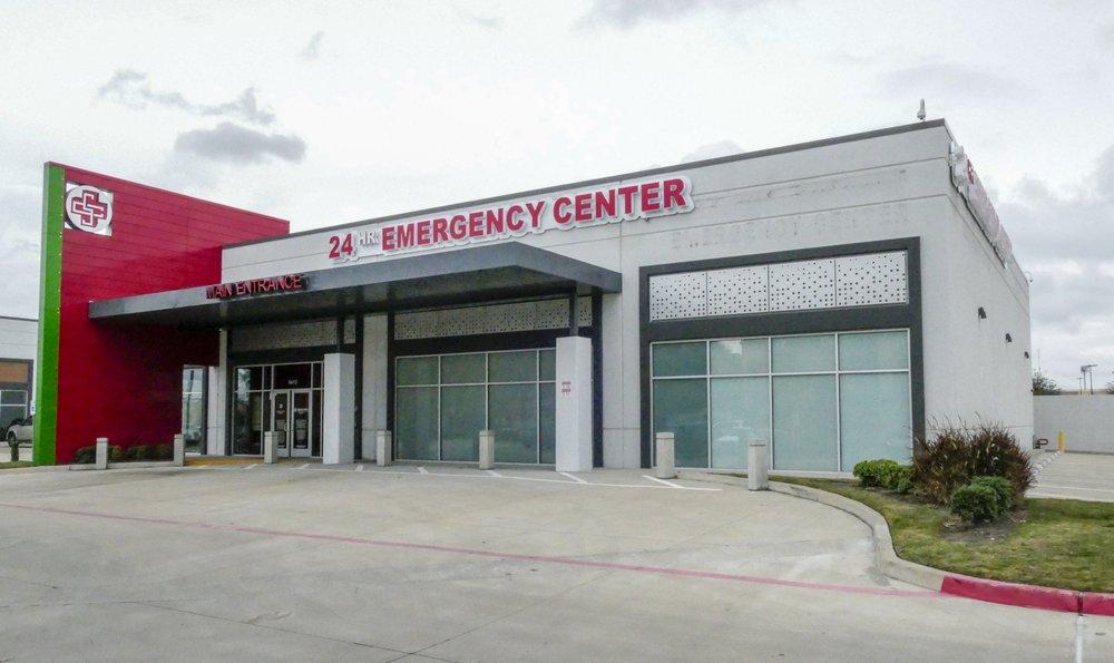 SignatureCare Emergency Center - Bellaire: 5413 S Rice Ave, Houston, TX