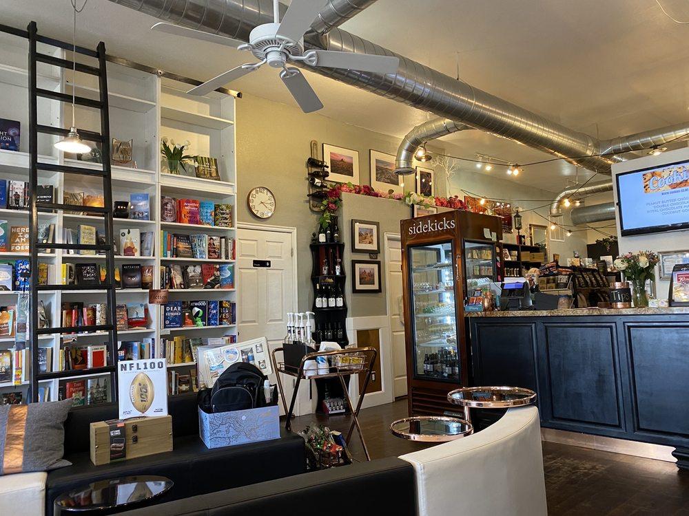 Sidekicks Book & Wine Bar: 507 Broadway St, Rock Springs, WY