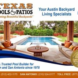 Photo Of Texas Pools U0026 Patios   San Antonio, TX, United States