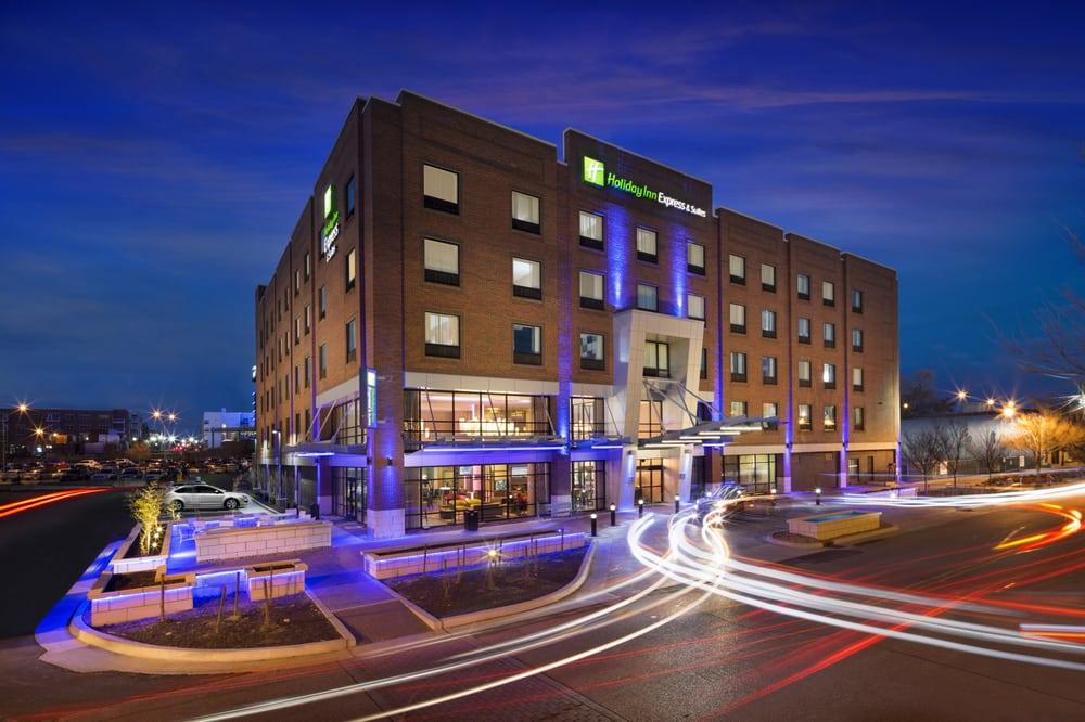 Holiday Inn Express & Suites Oklahoma City Dwtn - Bricktown - Oklahoma City