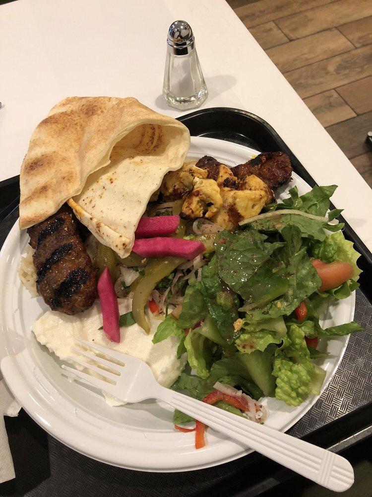Noor Mediterranean Grill: 136 College Ave, Somerville, MA