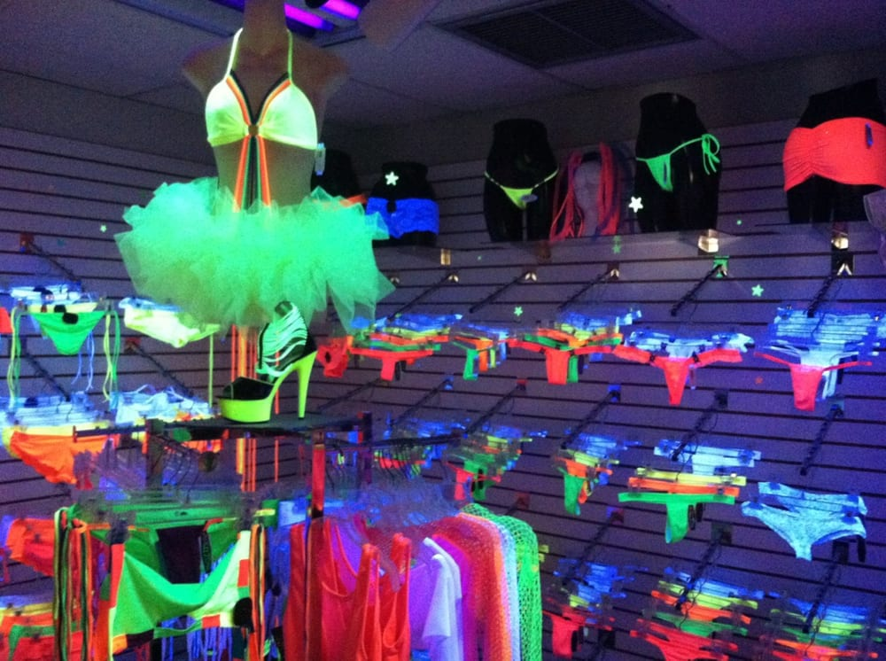 Photo of Lingerie Superstore - Phoenix, AZ, United States. The Glow Room is
