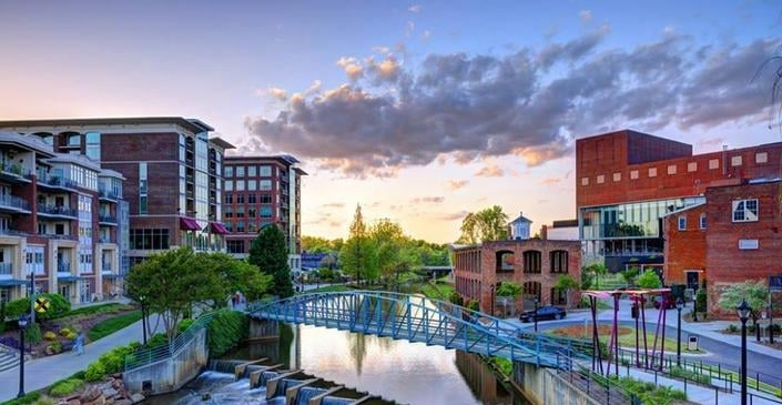 Make Greenville Yours: Greenville, SC