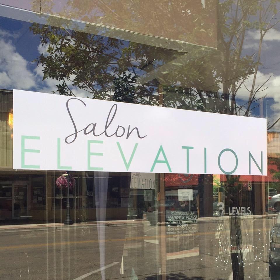 Photo Of Salon Elevation
