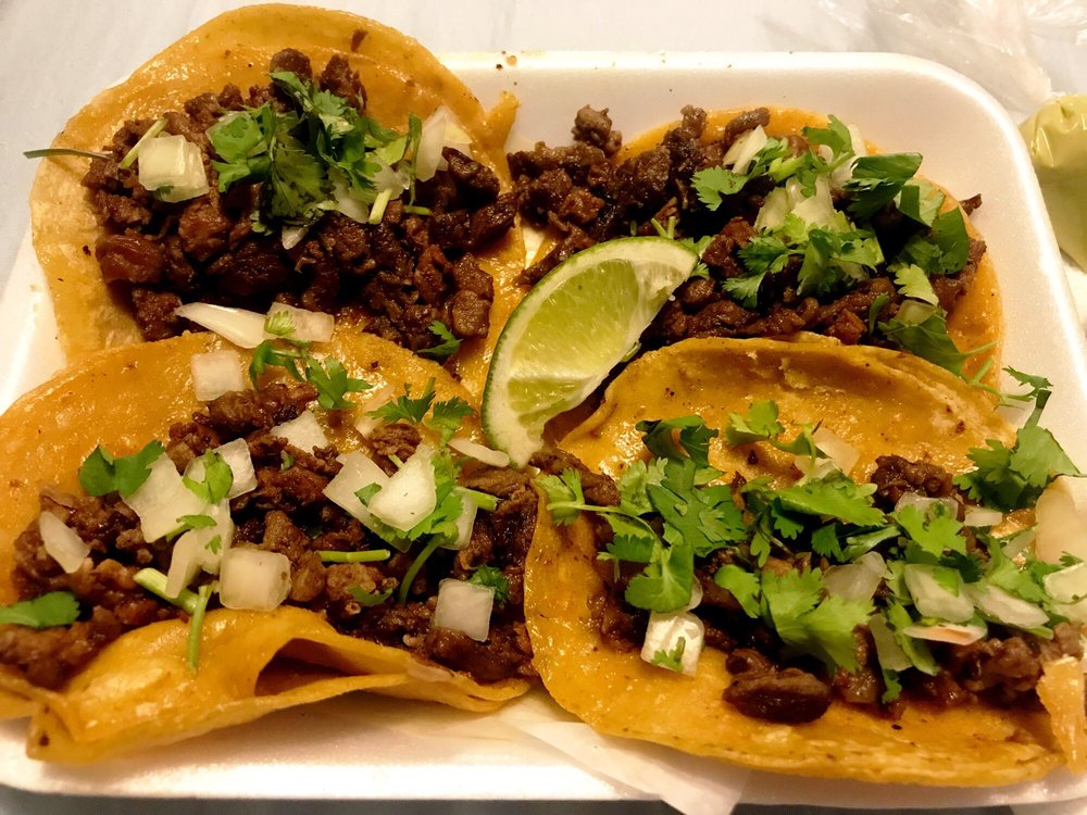 Tacos El Toro: Houston, TX