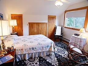 Little Orleans Lodge: 12814 Appel Rd, Little Orleans, MD