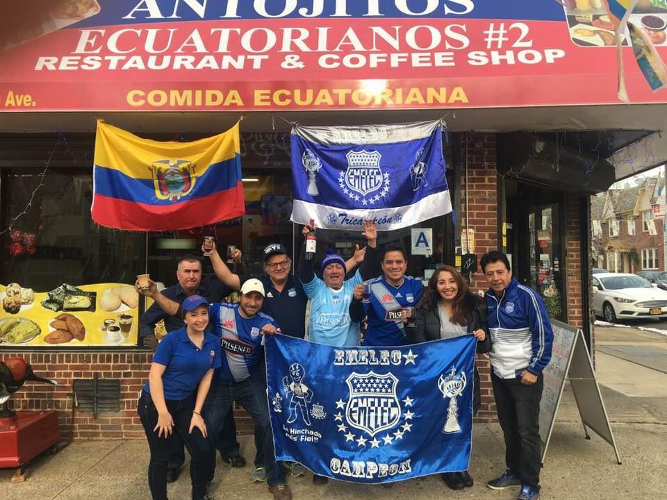 Antojitos Ecuatorianos: 25-35 36th Ave, Queens, NY