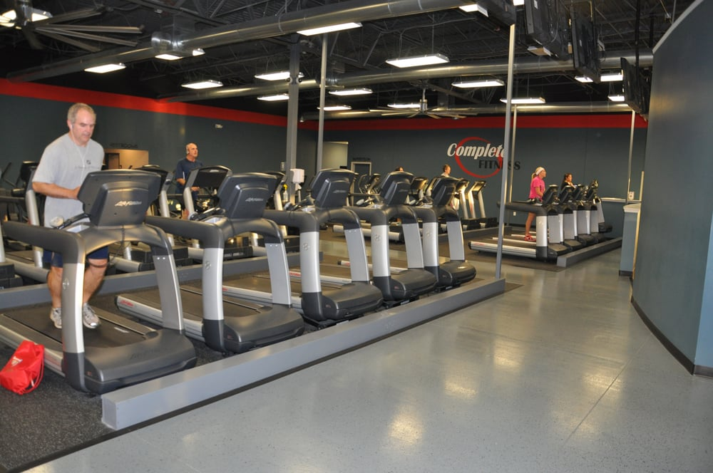 Complete Fitness: 6225 Ronald Reagan Dr, Lake Saint Louis, MO