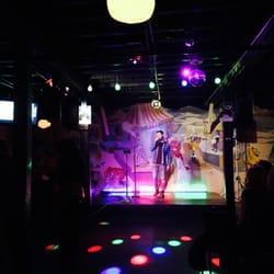 Circus Bar & Billiards