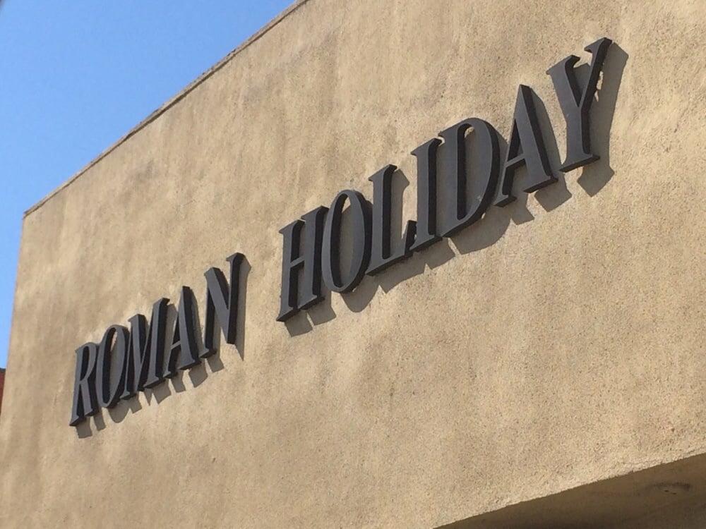 Roman Holiday Health Club - Spas - 14435 Victory Blvd, Van ...