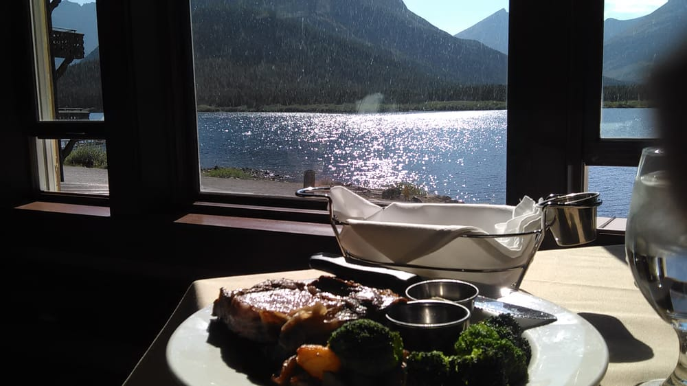 The Ptarmigan Dining Room: 1 Rt 3, Babb, MT