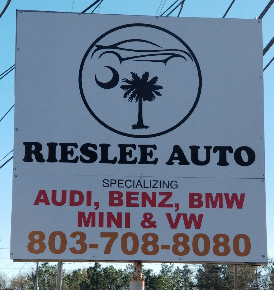 Rieslee Auto: 6808 Faust St, Columbia, SC