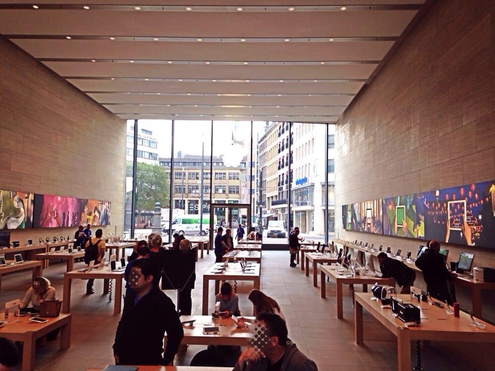 designer fashion b4d19 71ced Apple Düsseldorf - 29 Fotos & 21 Beiträge - Computer ...