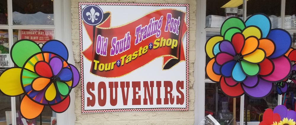 Old South Trading Post: 600 S Canal St, Natchez, MS