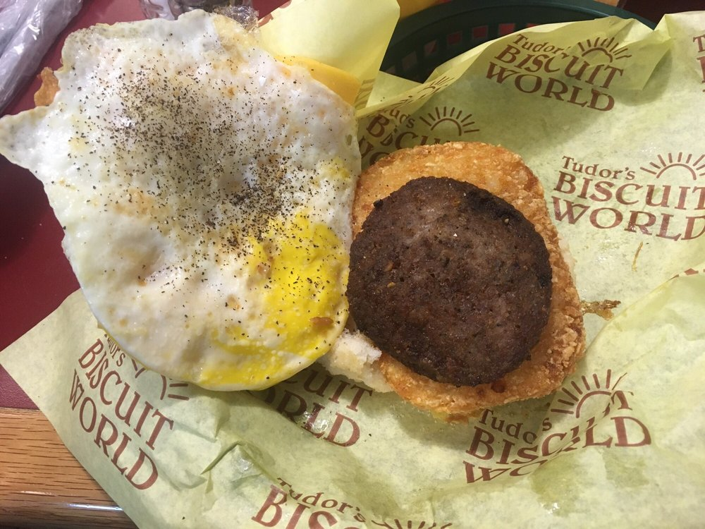 Tudor's Biscuit World: 115 Buckhannon Crossroads, Buckhannon, WV