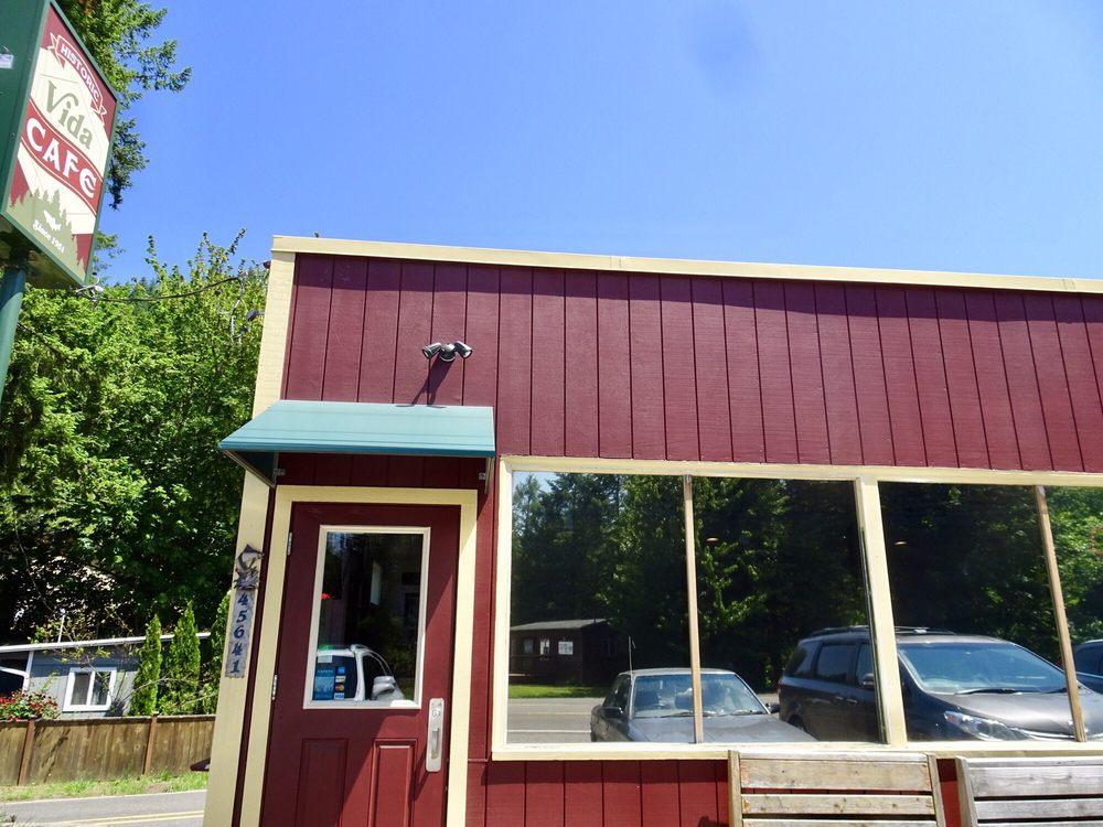 Vida Cafe: 45641 McKenzie Way, Vida, OR